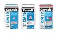 Szálerősített csemperagasztók a Ceresit-től