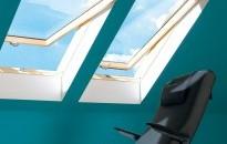 Komfort a tetőtérben - FAKRO tetőablakok június végéig ajándék árnyékolóval