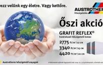 GRAFIT REFLEX® akció! Austrotherm