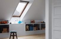 Melegebb, komfortos otthon 2-szer jobb hőszigetelésű tetőablakkal