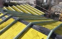 Korszerű tetőszerkezetek tökéletes hőszigetelése