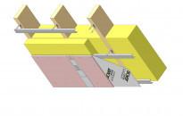 Ásványgyapot a tetőtér-beépítésben