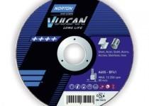 Norton Vulcan vágótárcsa 125x1,0x22,23