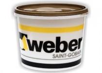 weber.pas topDRY finomszemcsés vékonyvakolat, alapáras színek