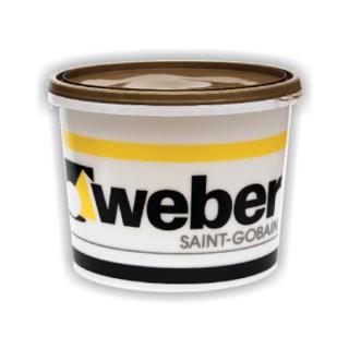 weber.pas topDRY finomszemcsés vékonyvakolat, fehér