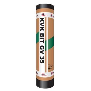 GV 35 Oxidbitumenes vízszigetelő lemez, 10 m2/tekercs