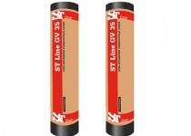 ST Line GV35 Oxidbitumenes vízszigetelő lemez, 10 m2/tekercs