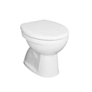 ZETA-PLUS WC álló, alsó. mélyöbl, fehér