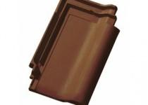 Alapcserép Keringő, barna