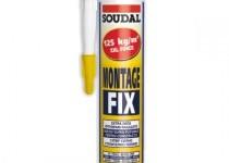 Soudal Montage Fix Ragasztó 300 ml