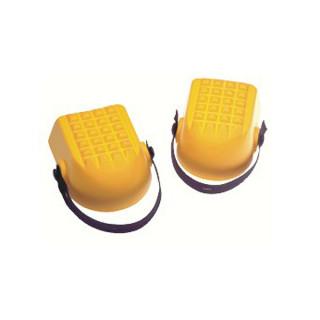 Kniefix térdvédő, sárga, 1 rögzítő pánttal