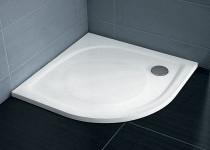 Ravak zuhanytálca ELIPSO-90 fehér