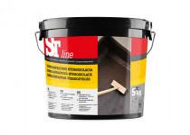 ST line Gumiaszfaltos vízszigetelés (diszperziós) 5 kg
