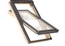 RoofLite fa tetőtéri ablak AAY M6A B1500 78x118 cm