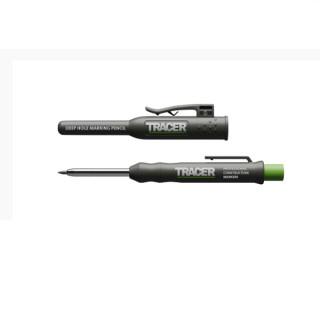 Mély Jelölő Ceruza ADP2 TRACER`Övre csiptethető tokkal`Grafit heggyel