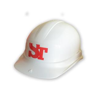 ST line Ipari védősisak, fehér