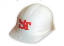 ST line Munavédelmi sisak, fehér