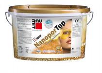 NanoporTop öntisztuló vékonyvakolat K1,5 (színkód 0397) 25 kg