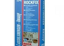 Rockfix vastagágyazatú kőragasztó habarcs