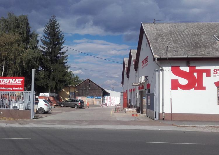 Mezőkövesd, Széchenyi út 100.